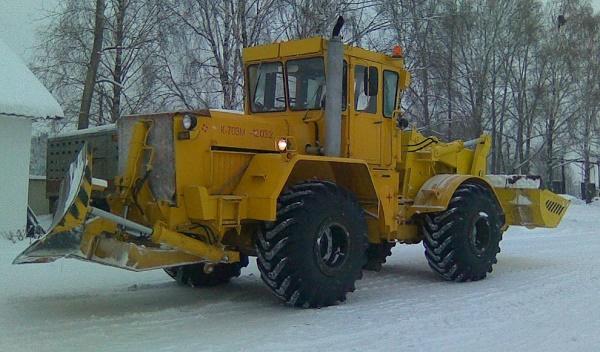 Кировец К-703М-12-03.2» - «Трансформер»