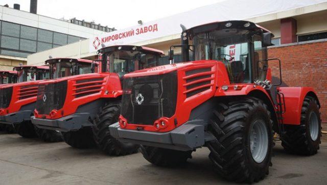 Кировец К-744Р2 Стандарт