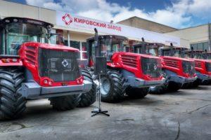 Трактор «Кировец». Модельный ряд