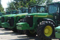 Трактора «Джон Дир»: модельный ряд