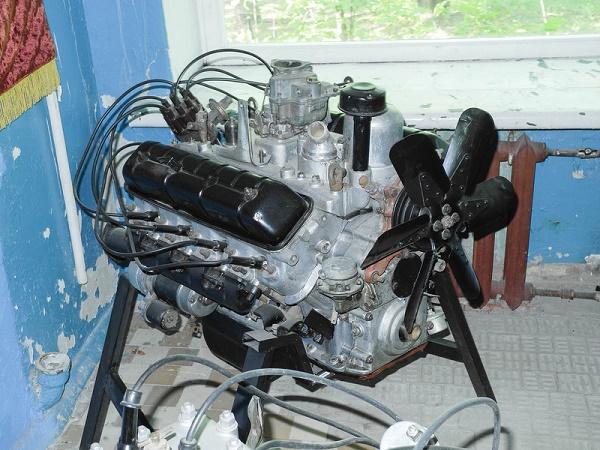 Модификация «ЗМЗ-511.10»