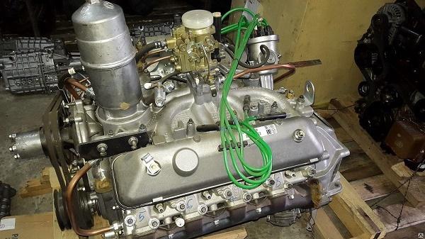 Особенности конструкции и комплектация двигателя «ЗМЗ-511»