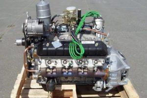 ЗМЗ-511: технические характеристики