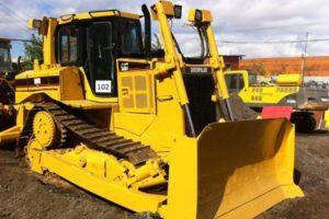 Бульдозер CAT D6R: технические характеристики