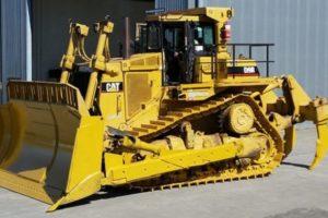 CAT D9R: технические характеристики