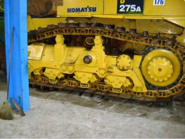 Ходовая часть Komatsu D275A-5