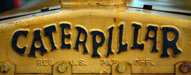 О производителе бульдозера – компании «Caterpillar»
