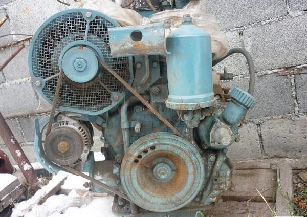 Об устройстве и комплектации двигателя «Д-120»