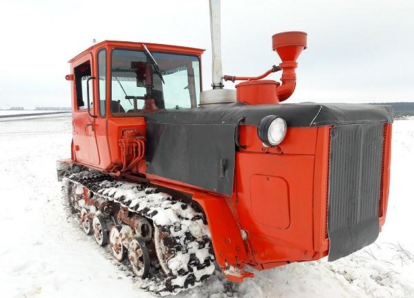 Другие технические характеристики трактора ДТ-175 в цифрах