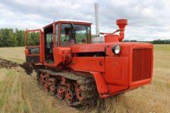 ДТ-175 «Волгарь»: технические характеристики
