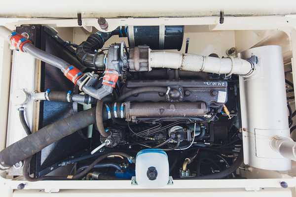 Двигатель экскаватора ЕК-18(2)