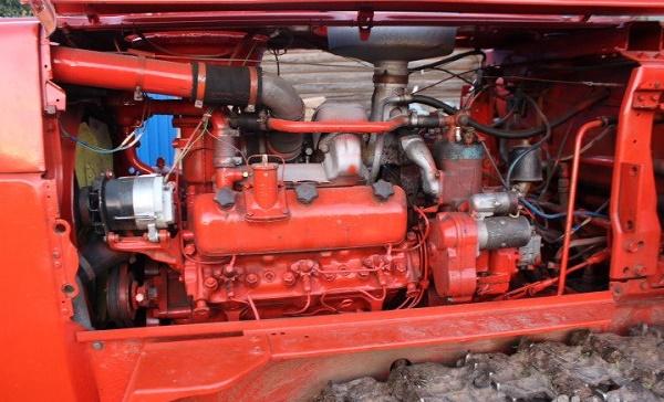 Двигатель «Волгаря»-01