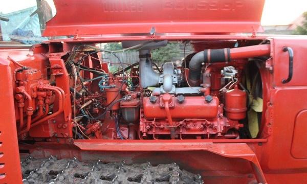 Двигатель «Волгаря»