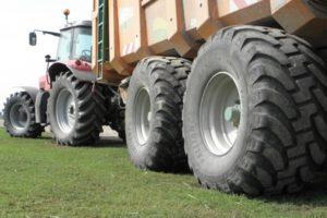 Почвосберегающие шины