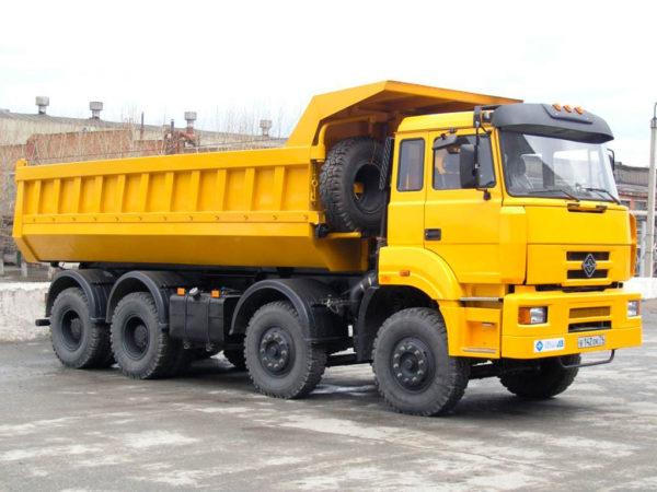 Модификации ЯМЗ-650