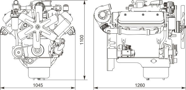 Особенности конструкции и отличия от ЯМ3-2З6БЕ2
