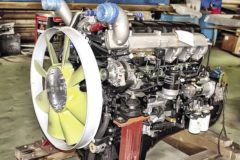ЯМЗ-650: технические характеристики