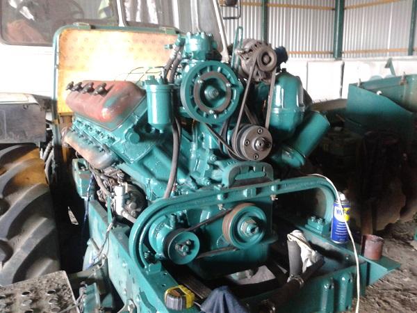 Двигатели Т-150-01