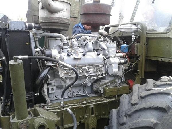 Двигатели Т-150