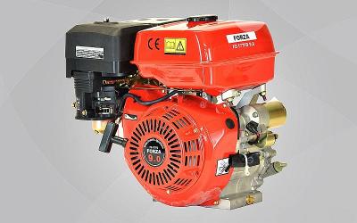 О двигателе Forza FZ 177 FD