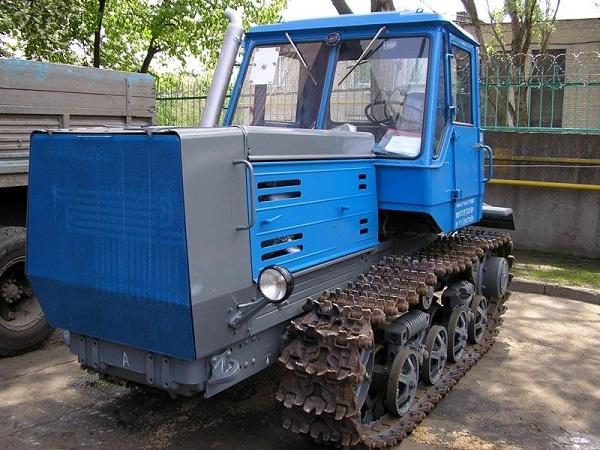 Стоимость гусеничного трактора Т-150 в 2018 году