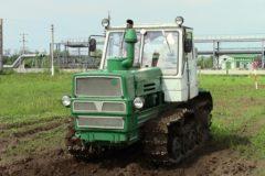 Трактор Т-150: технические характеристики