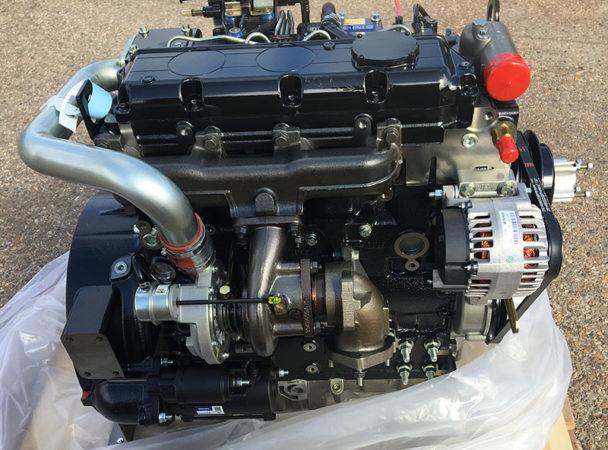 Двигатель Terex 970 Elite
