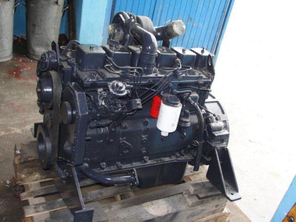 Двигатели Hyundai R220LC-9S