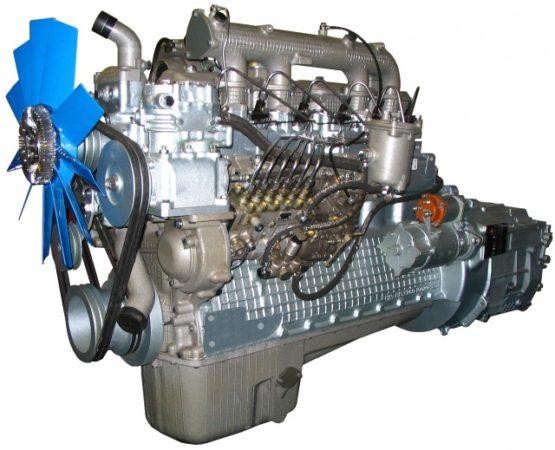 Двигатель МТЗ-921