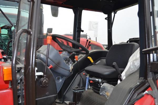 Кабина трактора МТЗ-921