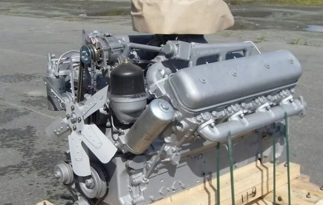 Двигатель и показатели расхода дизтоплива