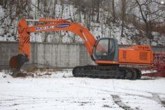 Экскаватор ЭО-4225: технические характеристики