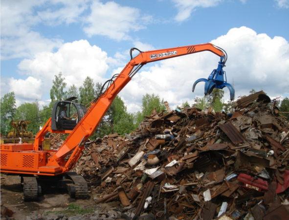 Особенности рабочего оборудования ЭО-4225