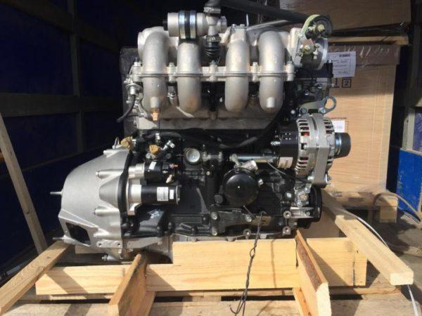 Происхождение и модификации двигателей ЗМЗ-405