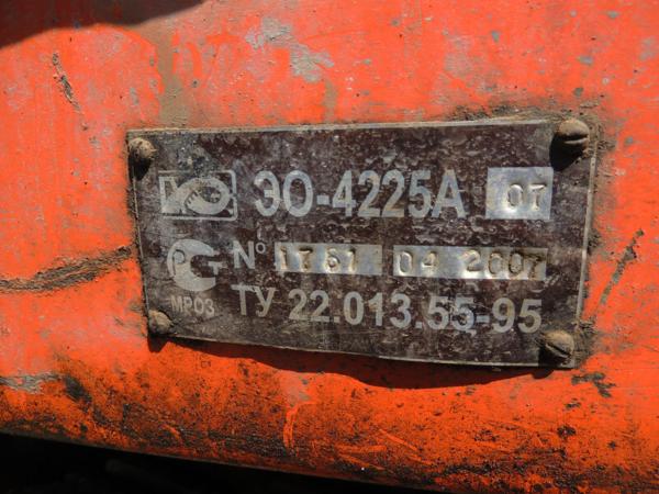 Стоимость б/у экскаваторов ЭО-4225 и их возможные аналоги на рынке