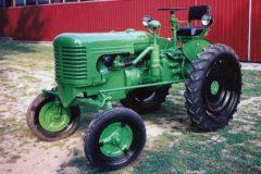 Трактор ХТЗ-7: технические характеристики