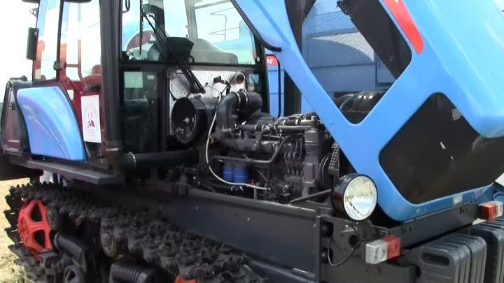 Двигатель Агромаша-90ТГ
