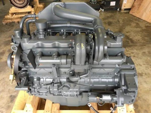 Двигатель Doosan DB58TIS