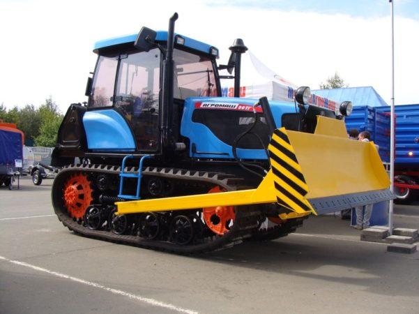 Гидравлическая система трактора Агромаш-90ТГ