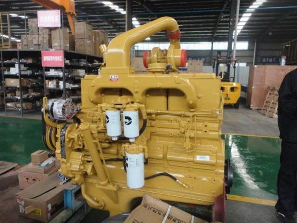 Двигатель бульдозера Shantui SD23