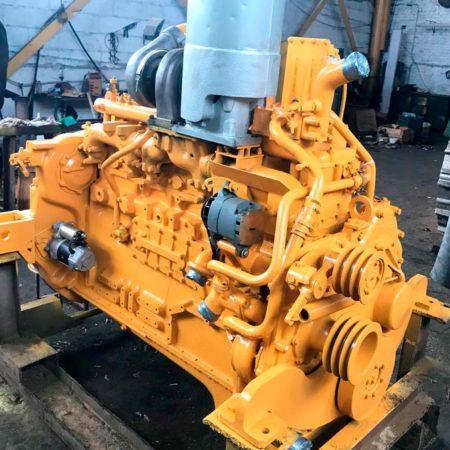 Двигатель Komatsu D355