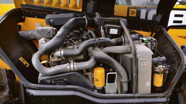 Двигатель погрузчика