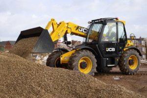 JCB 531-70 AGRI: технические характеристики