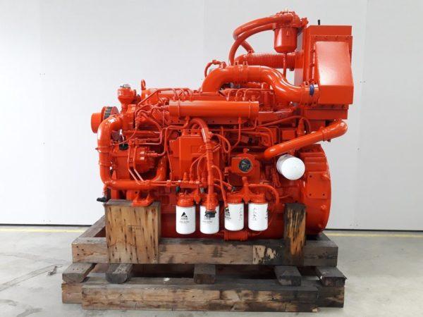 Двигатель трактора Valtra T191H