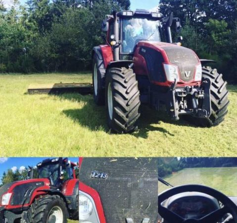 О компании-производителе тракторов Valtra T213