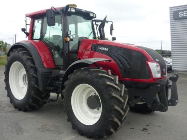 Трансмиссия трактора Вальтра Т213
