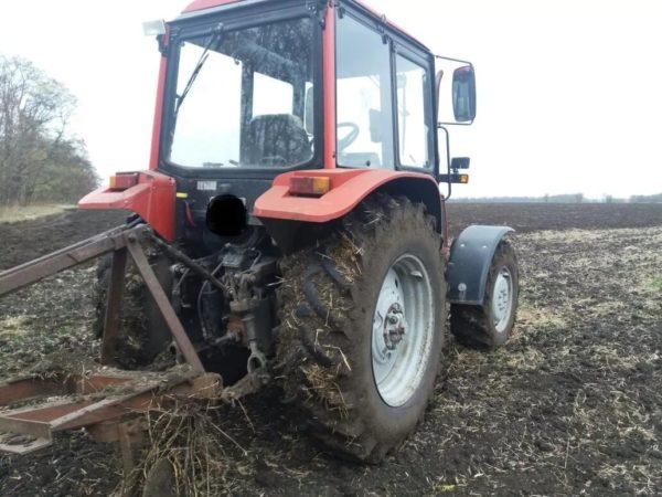 Двигатель трактора МТЗ-826