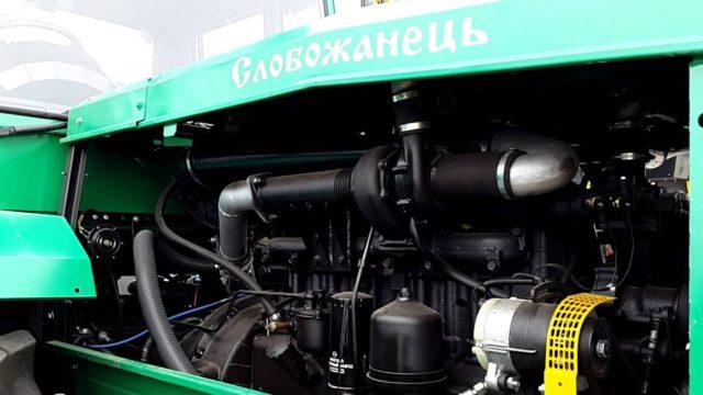 Двигатели тракторов ХТА-250 Слобожанец