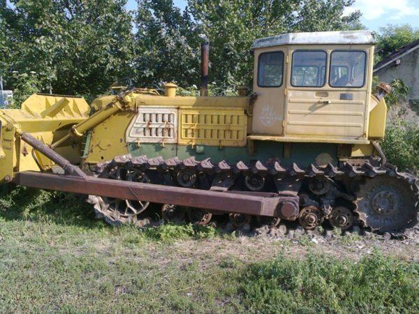 Кабина трактора Т-180
