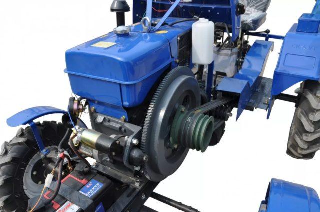 Двигатель минитрактора Скаут Т-25
